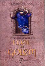 Couverture L'Œil du golem - Bartiméus, tome 2