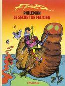 Couverture Le Secret de Félicien - Philémon, tome 12