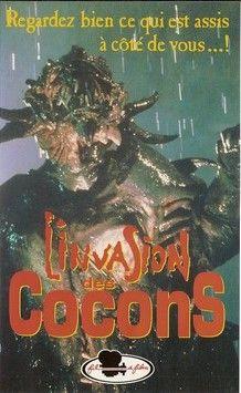 L'Invasion Des Cocons affiche