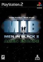Jaquette Men in Black 2 : Alien Escape