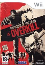 Jaquette The House of the Dead : Overkill