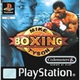 Jaquette Mike Tyson Boxing