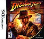 Jaquette Indiana Jones et le sceptre des rois
