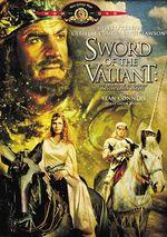 Affiche L'épée du vaillant