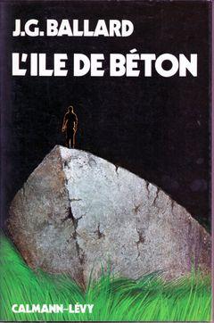 Couverture L'Île de béton