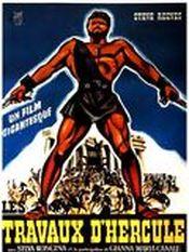 Affiche Les Travaux d'Hercule