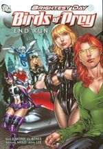Couverture End Run - Birds of Prey