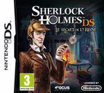 Jaquette Sherlock Holmes DS : Le Secret de la Reine