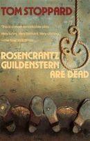 Couverture Rosencrantz and guildenstern are dead