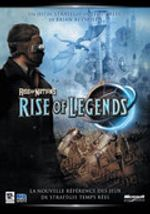 Jaquette Rise of Legends