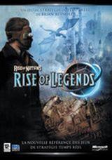 Jaquette Rise of Legends