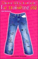 Couverture Le Troisième été - Quatre filles et un jean, tome 3