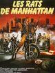 Affiche Les Rats de Manhattan