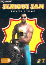 Jaquette Serious Sam : Premier Contact