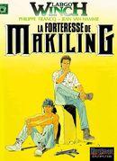 Couverture La Forteresse de Makiling - Largo Winch, tome 7