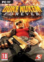 Jaquette Duke Nukem Forever