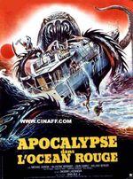 Affiche Apocalypse dans l'Océan Rouge