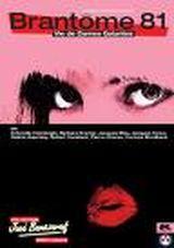 Affiche Brantome 81, vie de dames galantes