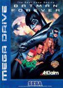 Jaquette Batman Forever