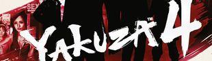Jaquette Yakuza 4
