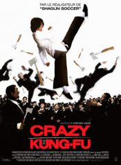 Affiche Crazy Kung-Fu