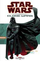 Couverture Épilogue - Star Wars : Clone Wars, tome 10