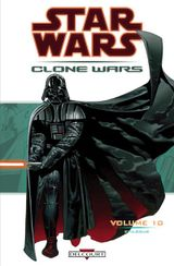 Couverture Épilogue - Star Wars : Clone Wars, tome 10