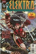 Couverture Elektra : Volume 1
