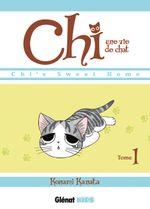 Couverture Chi, une vie de chat, tome 1
