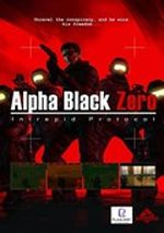 Jaquette Alpha Black Zero : Intrepid Protocol