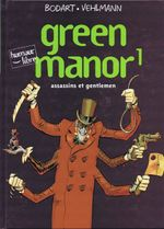 Couverture Assassins et gentlemen - Green Manor, tome 1