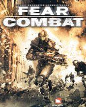 Jaquette F.E.A.R. Combat