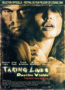 Affiche Taking Lives, destins violés