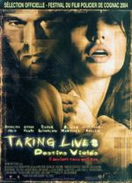 Affiche Taking Lives, destins violés