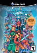 Jaquette Phantasy Star Online Episode I & II Plus