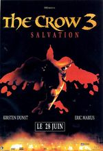 Affiche The Crow 3 : Salvation