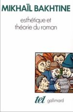 Couverture Esthétique et théorie du roman