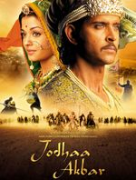 Affiche Jodhaa Akbar