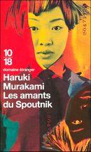 Couverture Les Amants du Spoutnik