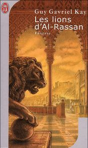 Couverture Les lions d'Al-Rassan