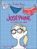 Couverture Joséphine change de camp - Josephine, tome 3