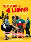 Affiche We Are Four Lions