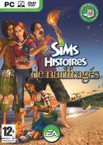 Jaquette Les Sims : Histoires de naufragés