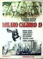 Affiche Milan calibre 9