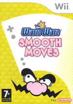 Jaquette Wario Ware : Smooth Moves