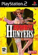 Jaquette Zombie Hunters