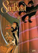 Couverture La Griffe du génie - Sinbad, tome 2