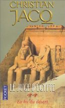 Couverture La Loi du désert - Le Juge d'Égypte, tome 2