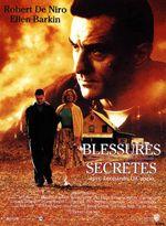 Affiche Blessures secrètes