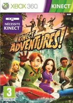 Jaquette Kinect Adventures !